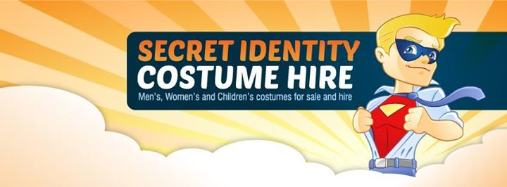 Secret Identity Costume Hire